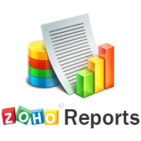 Logo for Zoho Reports