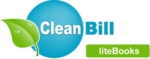 Logo for Cleanbill liteBooks