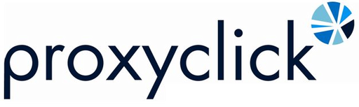 Logo for Proxyclick Visitor Management