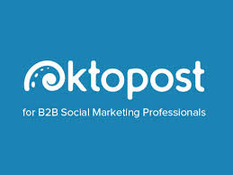 Logo for Oktopost