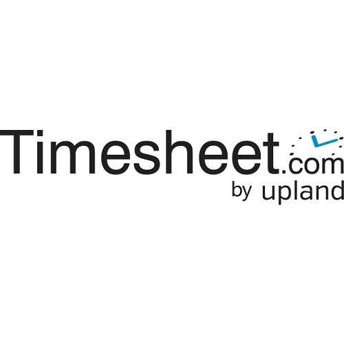 Logo for Timesheet.com (Tenrox Time Tracking)