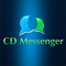 Logo for CD Messenger