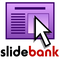 Logo for Slidebank.com