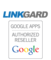 Logo for Google Apps Reseller