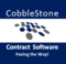 Logo for CobbleStone Contract Management Software