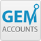 Logo for Gem Accounts
