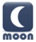 Logo for moon
