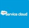 Logo for Salesforce 1 Service Cloud