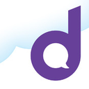 Logo of Desk.com for iPhone/iPad