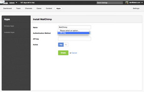 Screenshot #8 of Desk.com for Google Apps (Desk.com API)