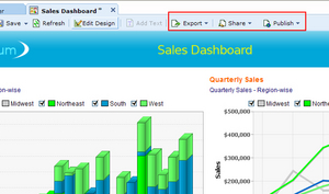 Screenshot #3 of Zoho Reports (zoho reports screenshots)