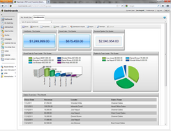 Screenshot #3 of Maximizer CRM (Reporting & Dashboards)