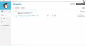 Screenshot #9 of MailChimp (MailChimp-EmailMarketing-Campaigns)