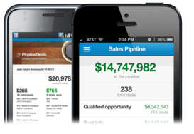 Screenshot #7 of PipelineDeals (Keep selling on the go with iOS and Android.)