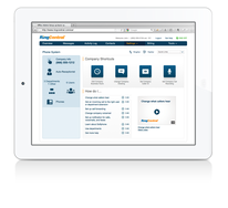 Screenshot #2 of RingCentral (Main Screen: iPad)