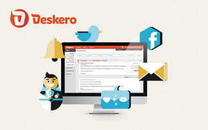 Screenshot #4 of Deskero ()