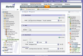 Screenshot #4 of Marketo (Lead Nurturing)