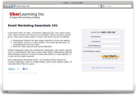 Screenshot #2 of Litmos LMS (Sell courses)