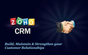 Screenshot #1 of Zoho CRM ()