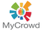 Logo for MyCrowd QA - website and mobile QA